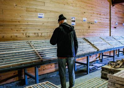 NUSSIR ASA – Core Logging