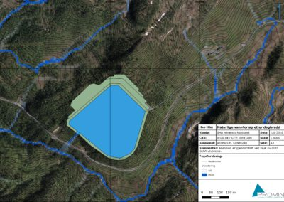 SMA Nordland – Water Overflow Analysis